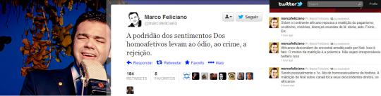 Feliciano twitter