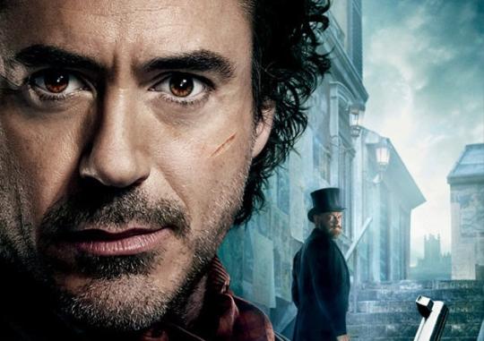 Mais clássico e no estilo bang-bang, os dois filmes de Sherlock Holmes foram minha iniciação a paixão pelo detetive.